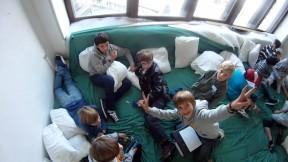Achter de schermen van Studio Het Steen (AEYC 2011)
