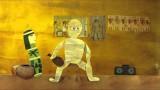 De eenzame mummie